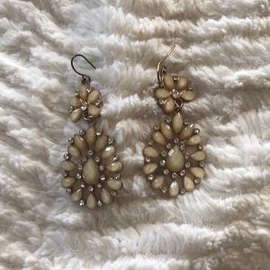Chandelier Earrings.